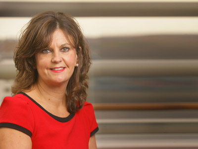 Teesside University Pro Vice-Chancellor (Enterprise and Business Engagement) Professor Jane Turner