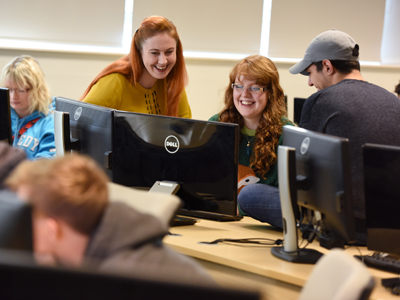 Teesside University's School of Computing is offering a new degree apprenticeship to tackle the shortage of skilled web engineers.