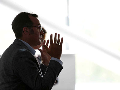 Noel Dennis, Principal Lecturer