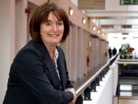 Laura Woods, Director of Academic Enterprise at Teesside University