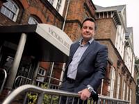 Senior Business Adviser Steve Dougan