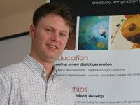 Scott Watson, Enterprise Co-ordinator, DigitalCity