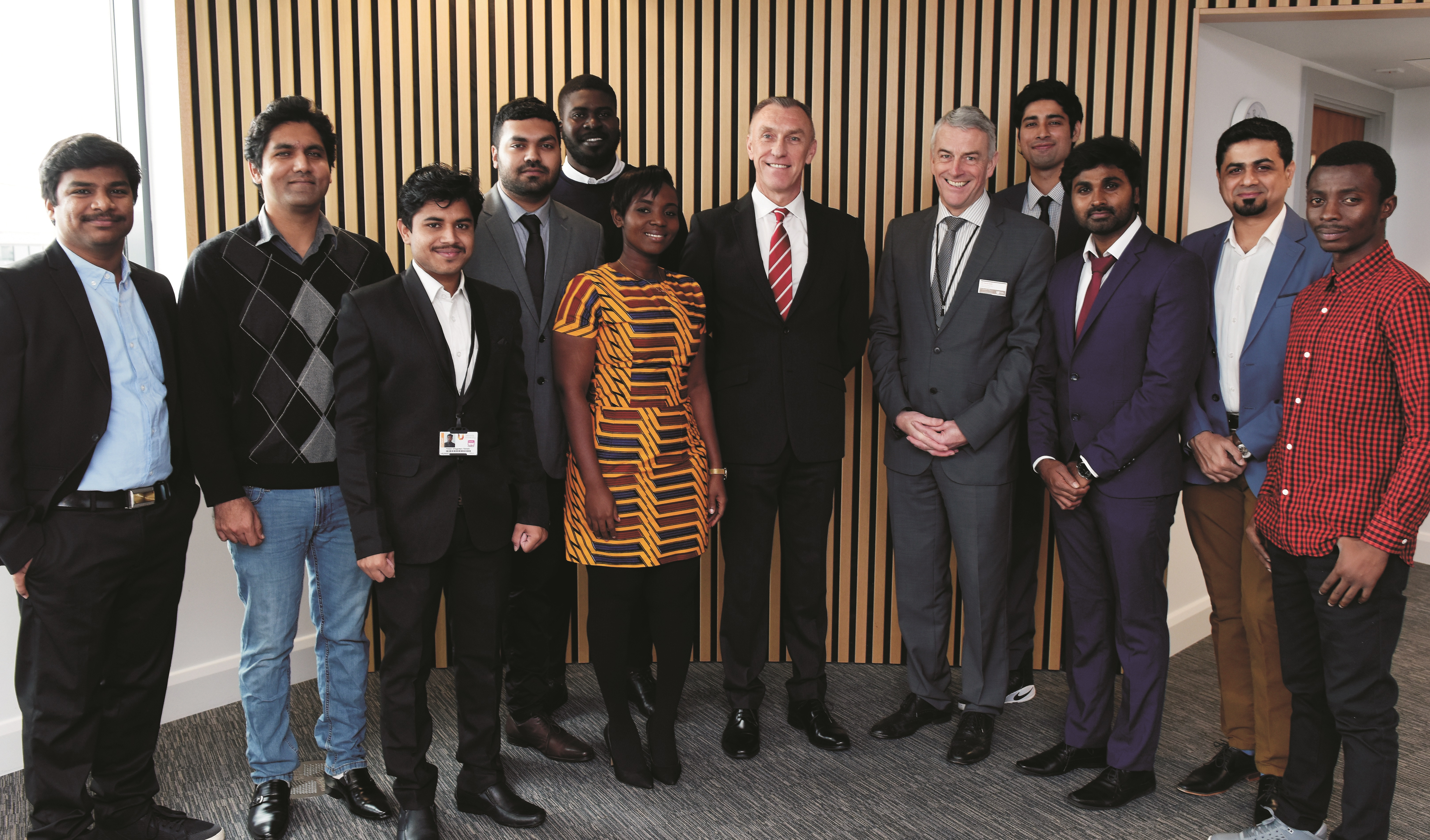 Vice-Chancellor Scholarship | International | Teesside